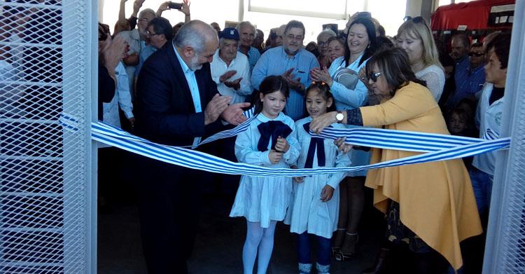 Inauguración de Escuela de Tiempo Completo