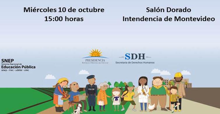 """Premiación del concurso de cuentos """"Las personas migrantes y los derechos humanos"""""""