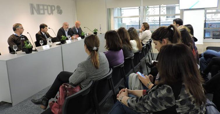 ANEP e INEFOP promueven oportunidades para estudiantes de UTU y liceos públicos
