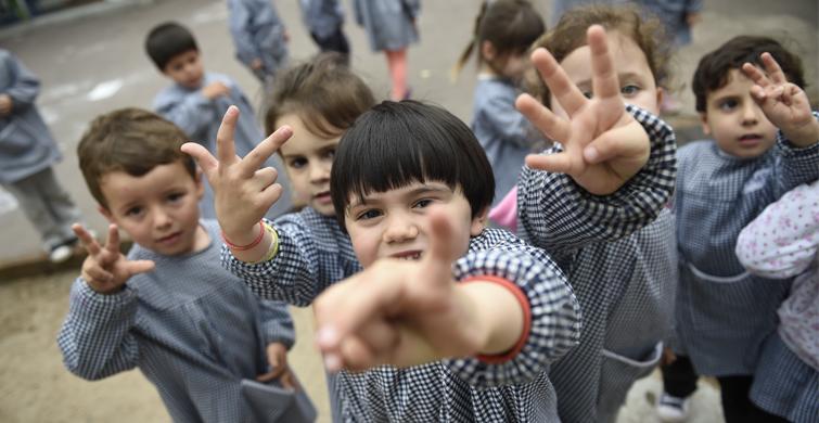 Primaria inscribe para el nivel de Educación Inicial entre el 22 de octubre y el 12 de noviembre