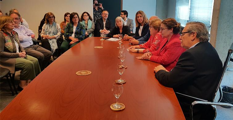 El CFE presentó el X Congreso Iberoamericano de Educación Científica que se realizará en 2019