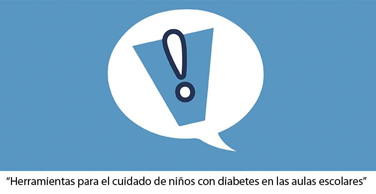 El CODICEN declaró de interés educativo seminario que aborda cuidado de niños que padecen diabetes