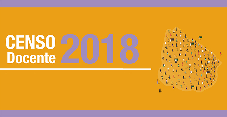 banner censo docente 2018