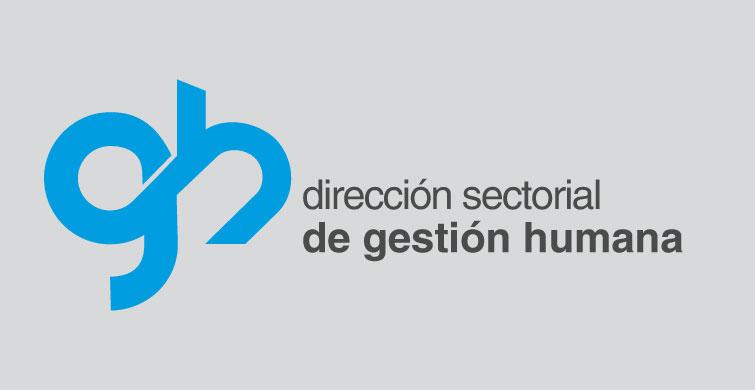 Logo de la Dirección Sectorial de Gestión Humana - CODICEN