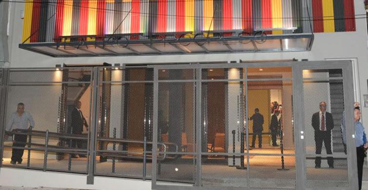 Fachada ex Cine y Teatro Miramar