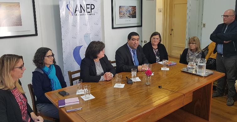 ANEP contará con presencia de especialistas e investigadores en la temática