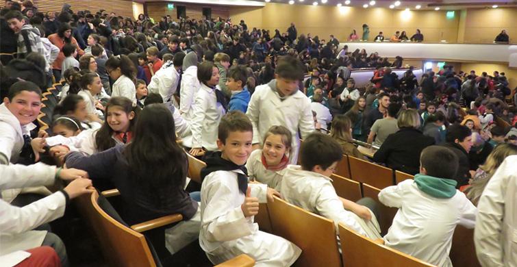 Este año, 8.000 estudiantes de todo el país asistirán a conciertos de la Orquesta Sinfónica