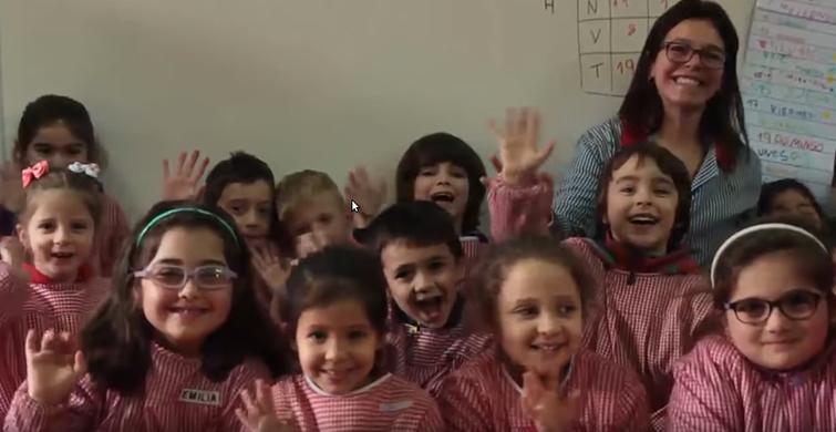 A las maestras y maestros uruguayos en su día