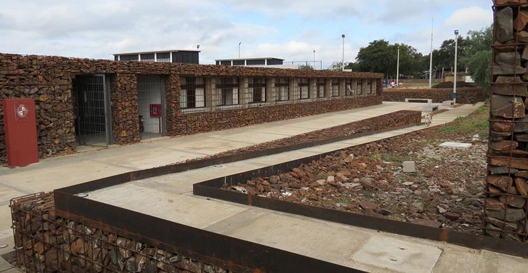 La arquitectura transformada en arte al servicio de la Educación Pública en Pintadito, Artigas