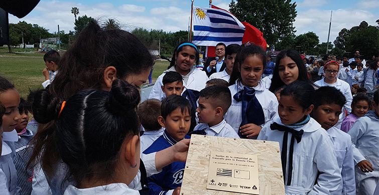 Anep Lanz Proyecto Para Construcci N De La Escuela De