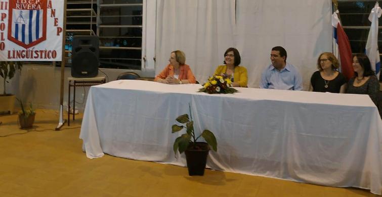 Gira de trabajo por Centro y Norte del país para profundizar políticas estratégicas de la ANEP