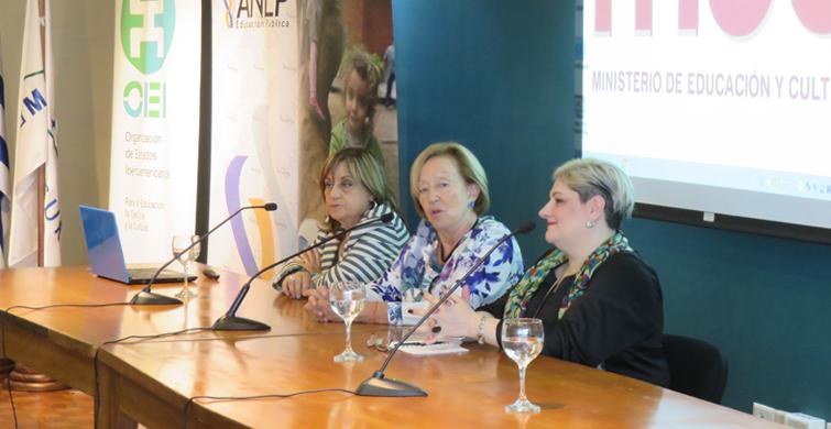 """Conferencia Inventario del desarrollo infantil: evaluación en clave de derechos"""""""