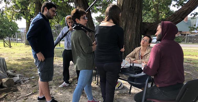 Estudiantes de UTU realizan cortometrajes de alta calidad y de bajo costo