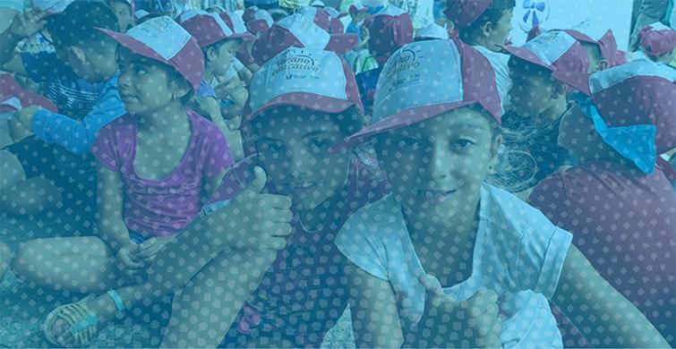 Mil doscientos escolares canarios aprenden y se socializan en el Verano Educativo de Primaria