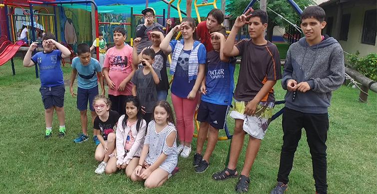 Proyecto de verano inclusivo de Primaria promueve la integración, en clave de derechos y equidad