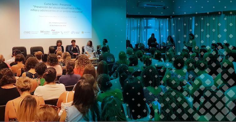 La prevención del abuso sexual en el ámbito educativo motiva encuentro de docentes y técnicos
