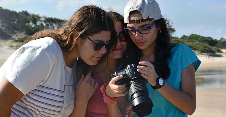 Jóvenes de Paso de los Torosganadores de concursodisfrutaron de Campamento Educativo