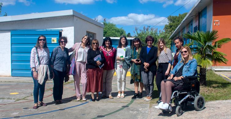 ANEP desarrolla políticas inclusivas para atender situaciones de discapacidad con apoyo de EUROsocial
