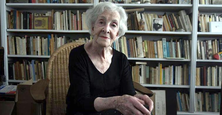 La poesía de Ida Vitale es el boom de las aulas uruguayas