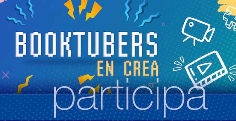 """Concurso """"Booktubers en CREA"""""""