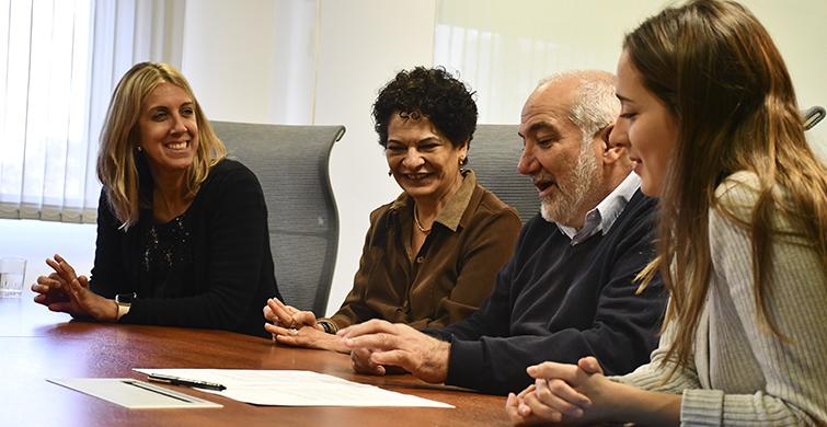 ANEP y UNESCO acuerdan fortalecimiento de políticas educativas