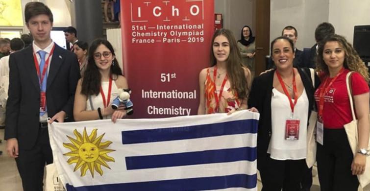 Liceal de Mercedes participará en la Olimpíada Iberoamericana de Química