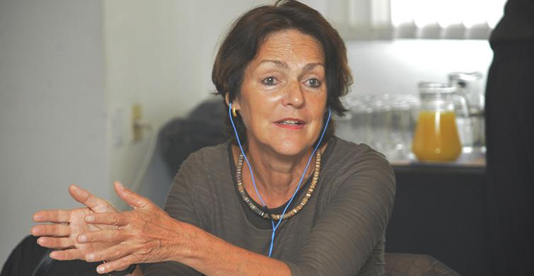 Experta holandesa en salud reproductiva adolescente compartió estrategias en Uruguay