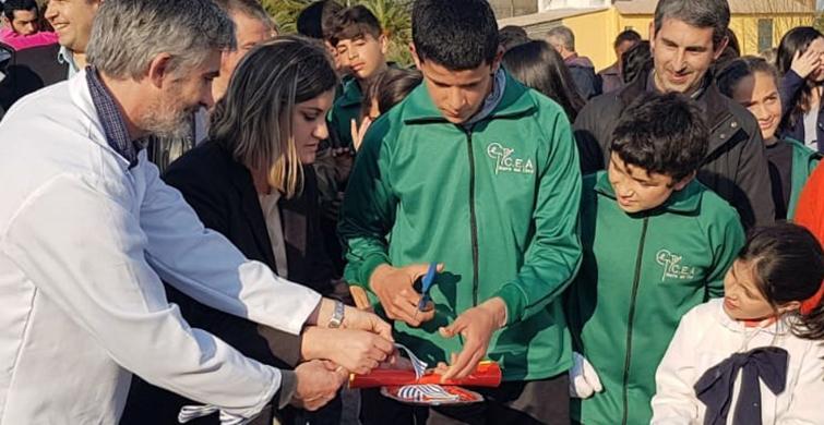 La ANEP inauguró un Centro Educativo Asociado en la Barra del Chuy