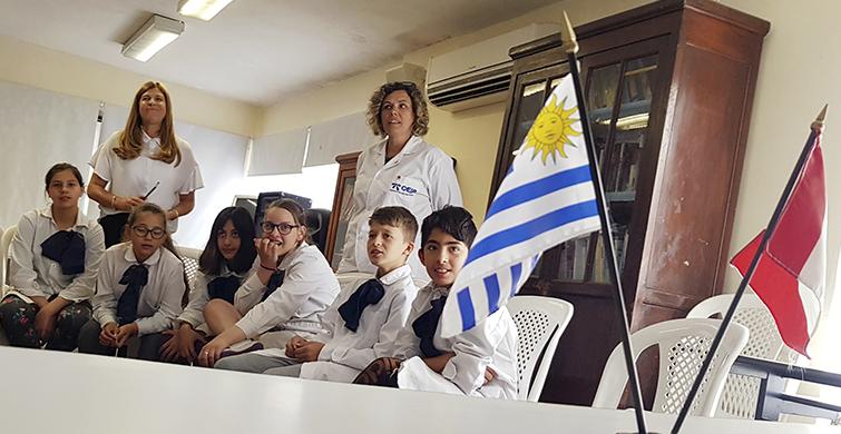 Convocan a escuelas a participar de proyecto internacional