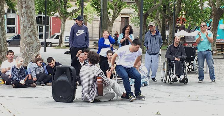 Jornada de reflexión por la discapacidad en Rocha