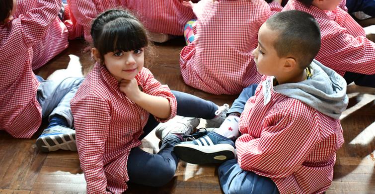 Estudiantes de Fray Bentos reflexionaron sobre cuidados en la Primera Infancia