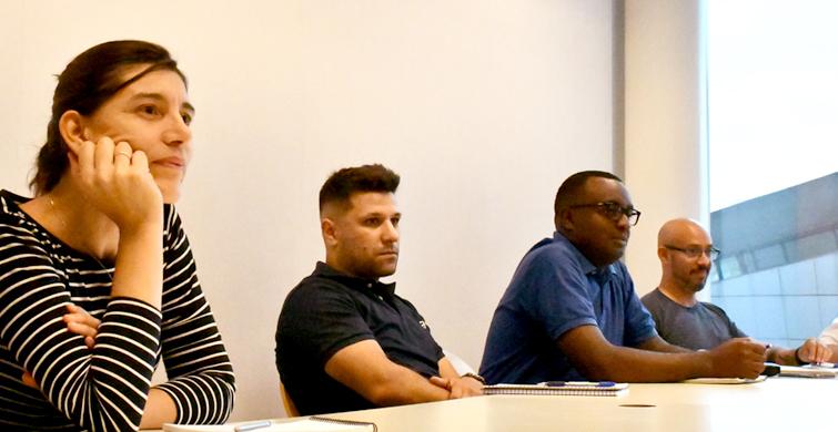 Trabajadores de instituciones públicas comenzaron las clases en el programa ProCES