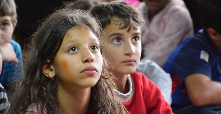 Niños y niñas ganadores de concurso fotográfico disfrutaron de campamento educativo