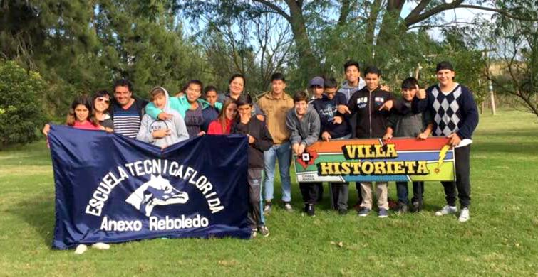 Montevideo y Canelones recibieron a 90 niños, niñas y adolescentes de zonas rurales de Florida