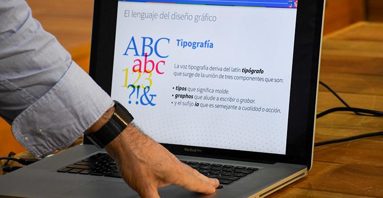 Dirección de Comunicación Institucional presentónueva marca ANEP en Maldonado