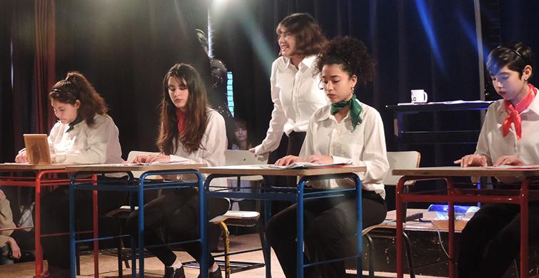 Liceo N°46 de Montevideo celebrará losdiez años de su espacio cultural y teatro