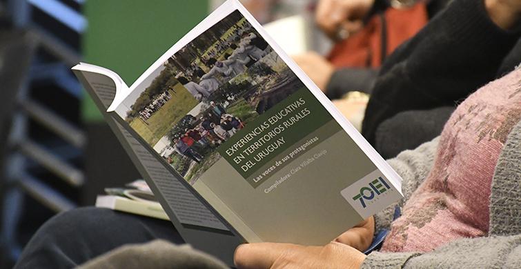 Publicación destaca experiencias educativas rurales del Uruguay