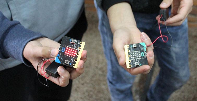 Semana de la Robótica y la Programación convocó a jóvenes y docentes en Florida