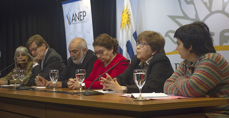 La ANEP presentó nueva Estructura Académica para Formación en Educación