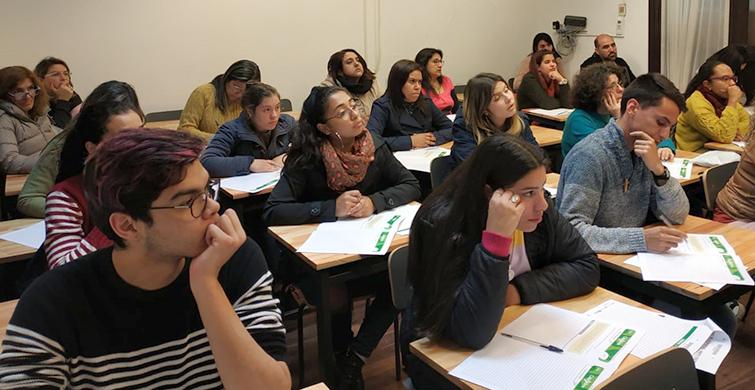 ANEP comenzó a certificar internacionalmente a jóvenes y adultos en portugués