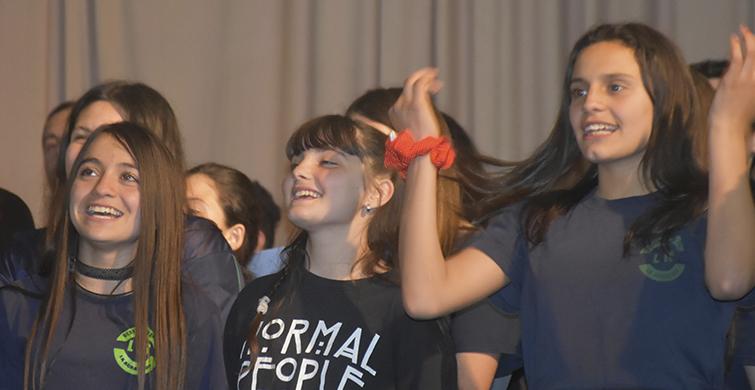 Encuentro de coros de estudiantesdel IPA y liceos públicos y privados