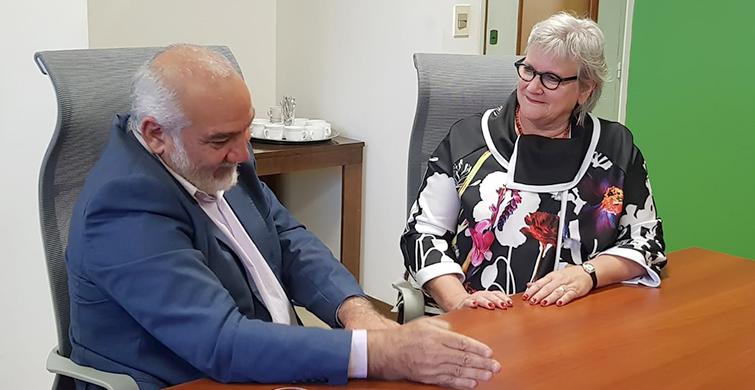 ANEP y Canadá firmaron acuerdo para adquisición de equipos o servicios