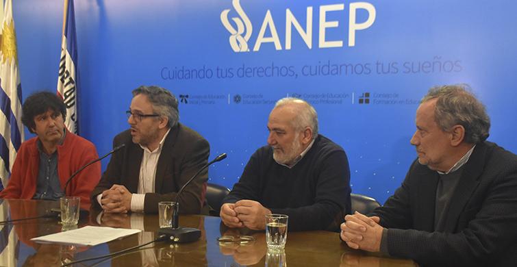 ANEP extiende seguimiento de trayectorias a la Universidad de la República