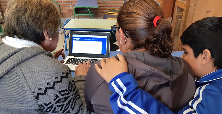 Estudiantes, docentes y familias de Mercedespiensan juntos el tránsito de primaria a media
