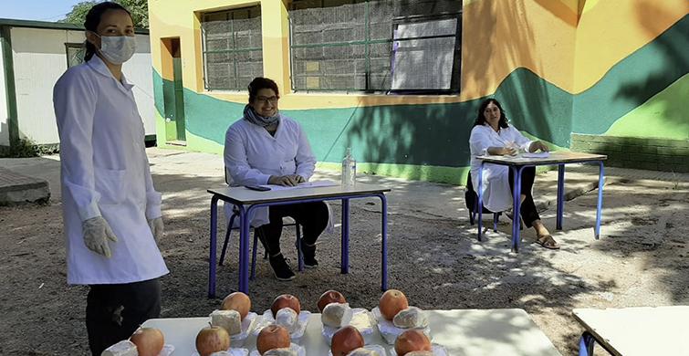 La ANEP asegura continuidad de la alimentación a escolares durante semana de turismo