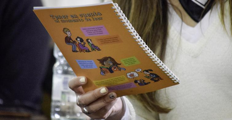 ProLEE difunde material de apoyo para fomentar la lectura y escritura en los hogares