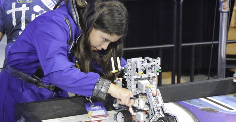 La igualdad de género en la educación tecnológica