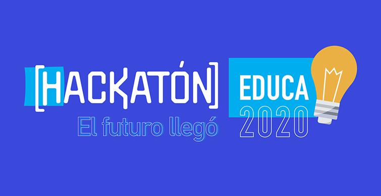 Hackatón Educa 2020