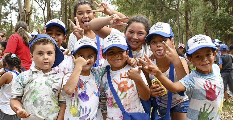 Verano Educativo convocó a 13.600 escolares de 130 escuelas de todo el país