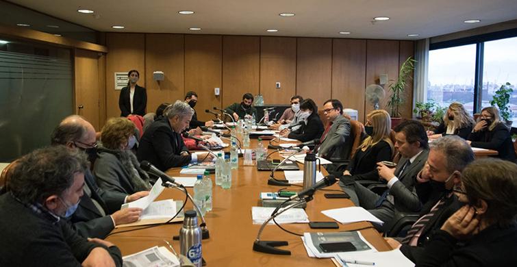 Autoridades de la ANEP comparecieron en la Comisión de Educación y Cultura de Diputados